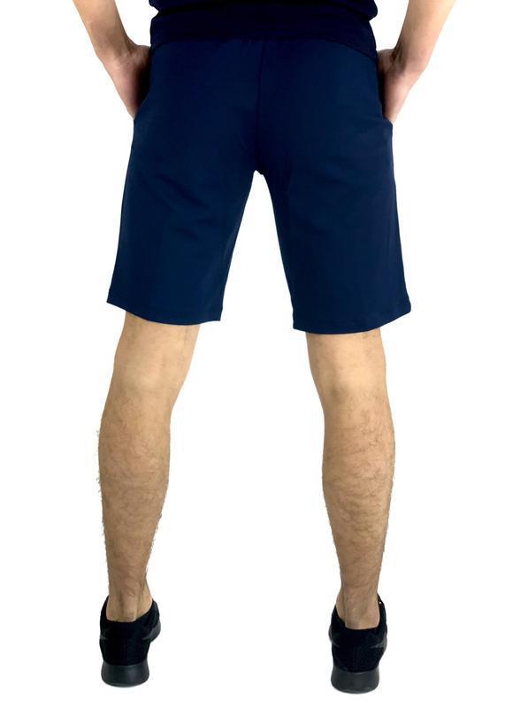 Шорты мужские nike синие - Фото 2