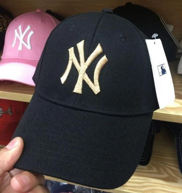Кепка бейсболка new york от mlb - Фото 8