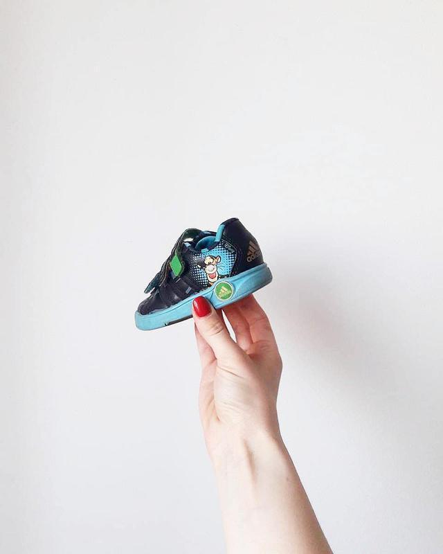 Дитячі оригінальні кроссовки/кросівки adidas disney tiger