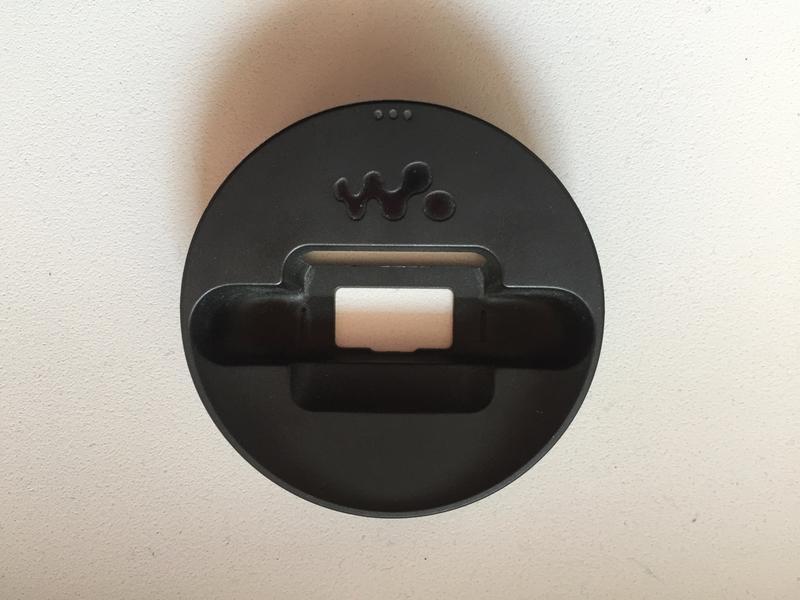 Подставка стенд док-станция для плеера Sony Walkman (оригинал)