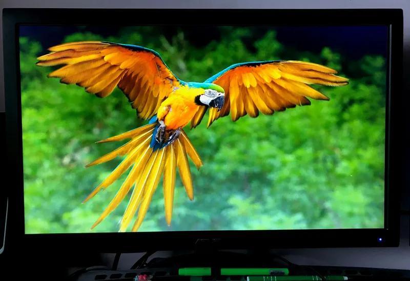Монитор LED 22 дюйма ASUS VS228DE FULL HD 1920x1080 - Фото 2