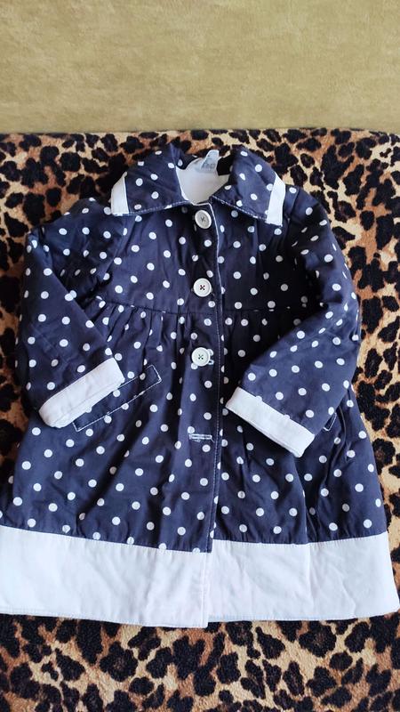 Курточка для девочки 3-5 лет - Фото 2