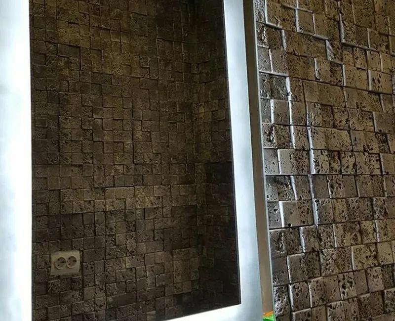 Декоративна плитка Йорк, 3d цегла, клінкерний камінь - Фото 2