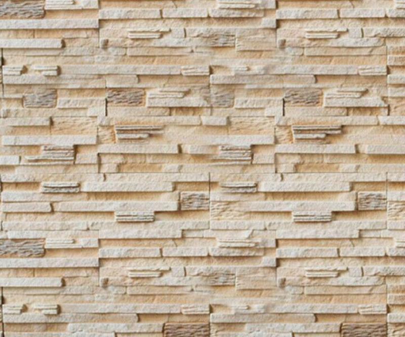 Декоративна гіпсова плитка Верона, декоративний камінь, цегла - Фото 2