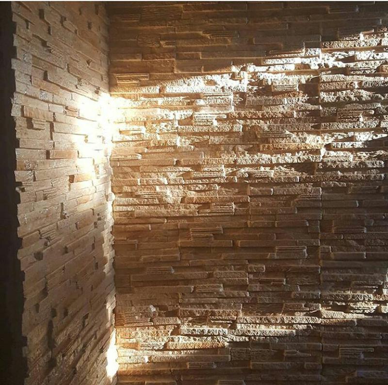 Декоративна гіпсова плитка Верона, декоративний камінь, цегла - Фото 7
