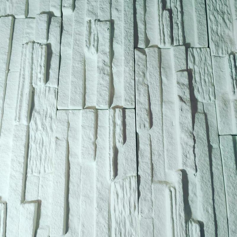 Декоративна гіпсова плитка Верона, декоративний камінь, цегла - Фото 8
