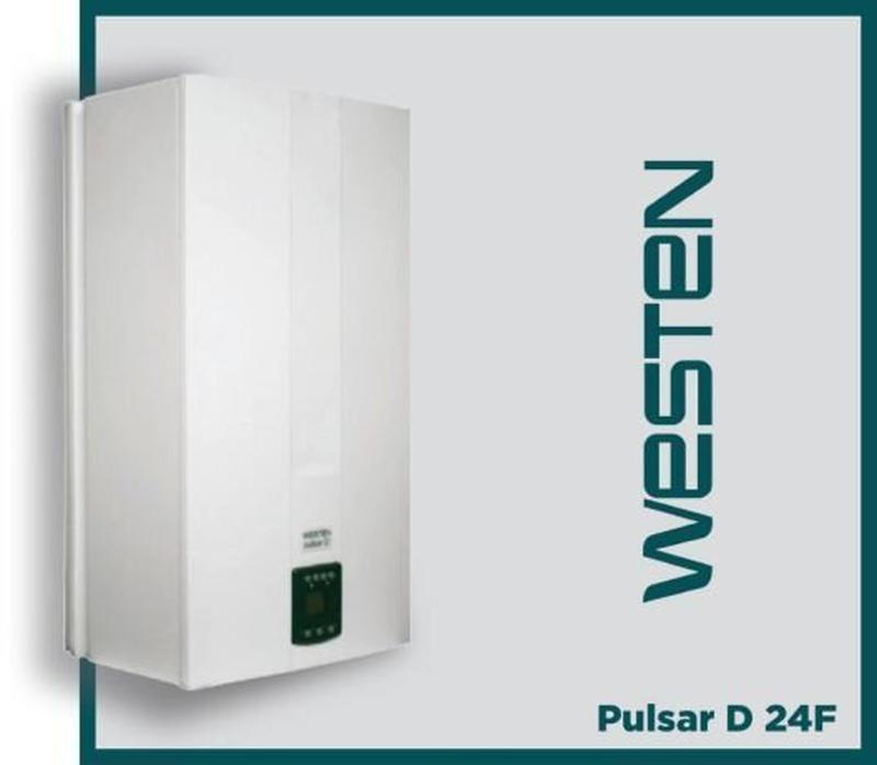 Котёл газовый Westen Pulsar Digital 24 i