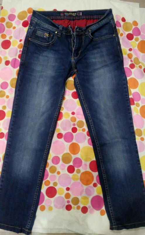 Мужские плотные джинсы
