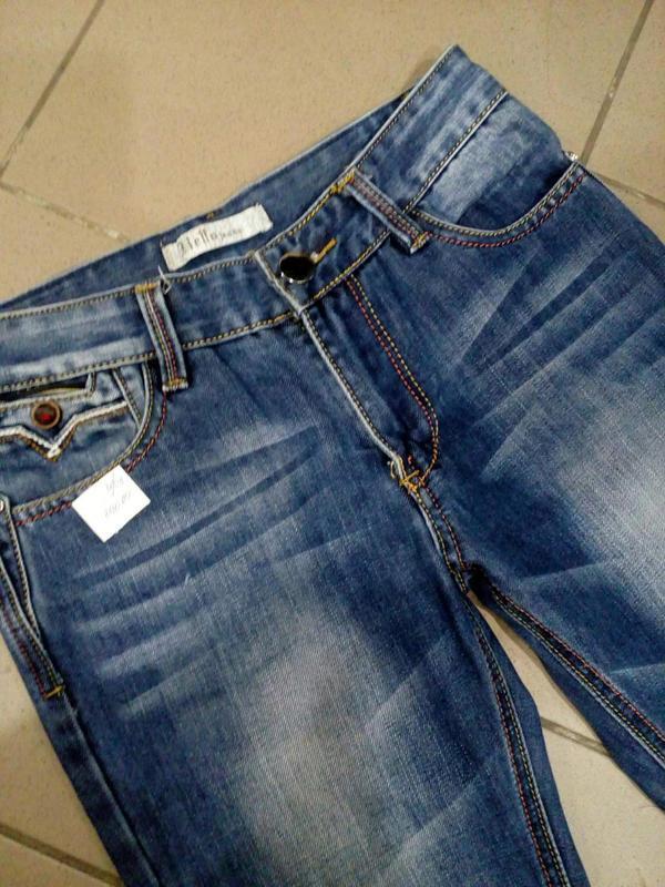 Подростковые джинсы - Фото 3