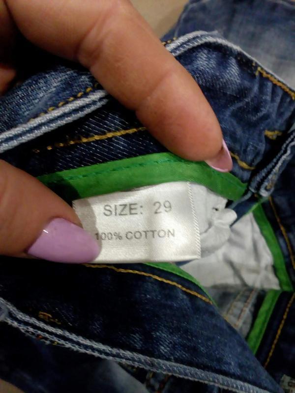 Подростковые джинсы - Фото 4
