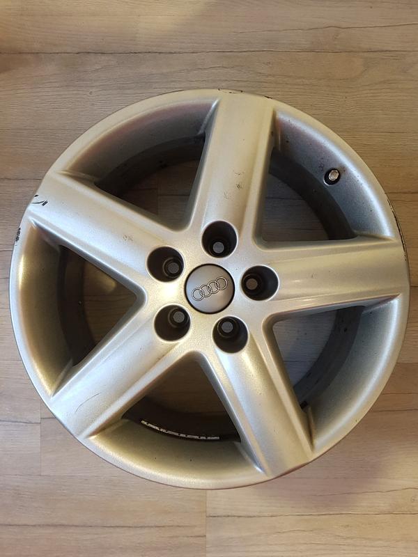 Диски оригинальные R17 для Audi A6 - Фото 3