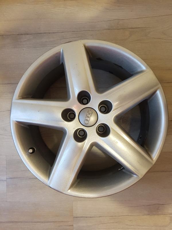 Диски оригинальные R17 для Audi A6 - Фото 5