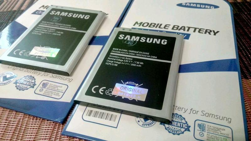 Аккумулятор Батарея Samsung J120H (J1-2016) 2050mAh