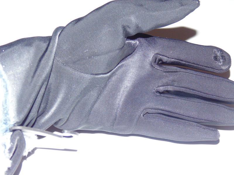 Трикотажные перчатки сенсорные на плюше! все размеры - Фото 2