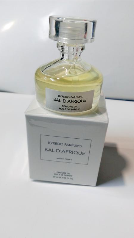 Byredo_ bal d'afrique huile de parfum original  refillis'20 ml
