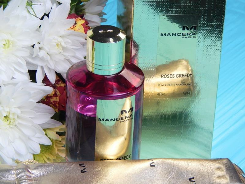 Mancera roses greedy парфюмир.туалетная вода оригинал 120 ml - Фото 3