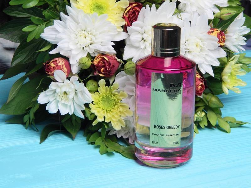 Mancera roses greedy парфюмир.туалетная вода оригинал 120 ml - Фото 4