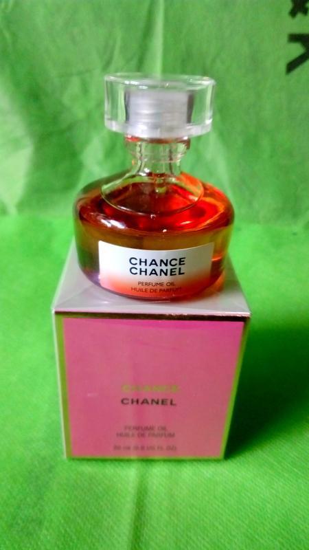 Chanel chance parfum huile de parfum original refillis'20 ml (...