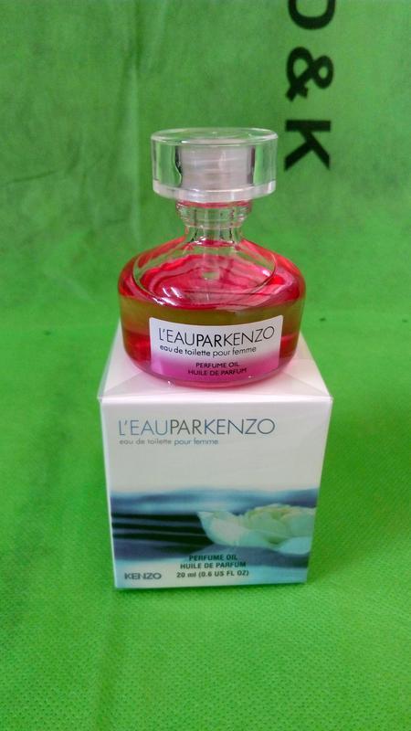 Kenzo leau par kenzo huile de parfum original refillis'20 ml (...