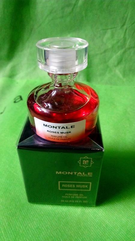Montale paris roses musk huile de parfum original refillis' 20...