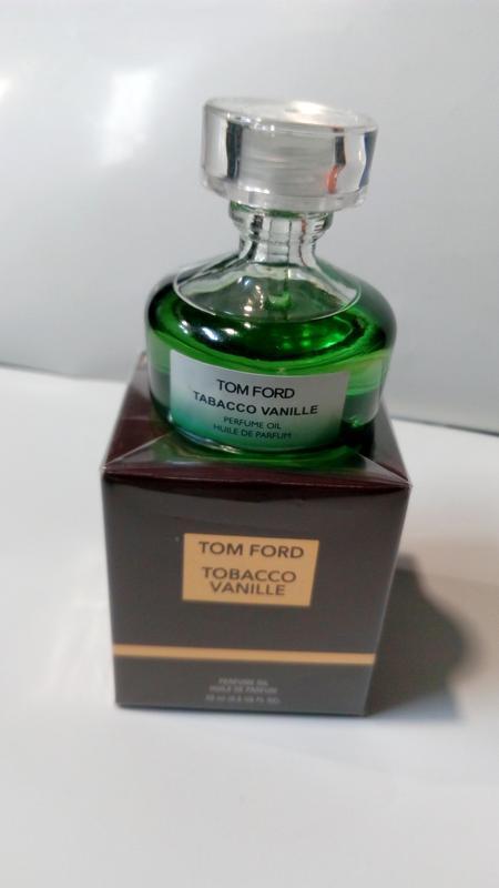 Tom ford tobacco vanille huile de parfum original refillis' 20...