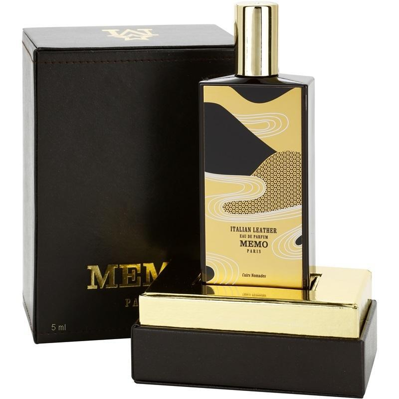 Memo _italian leather _original \ eau de parfum