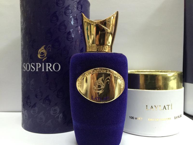 Laylati  Sospiro_Оригинал Eau de Parfum 5 мл