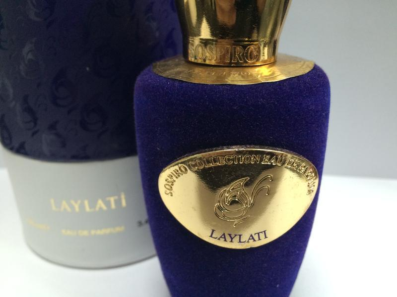 Laylati  Sospiro_Оригинал Eau de Parfum 5 мл - Фото 2