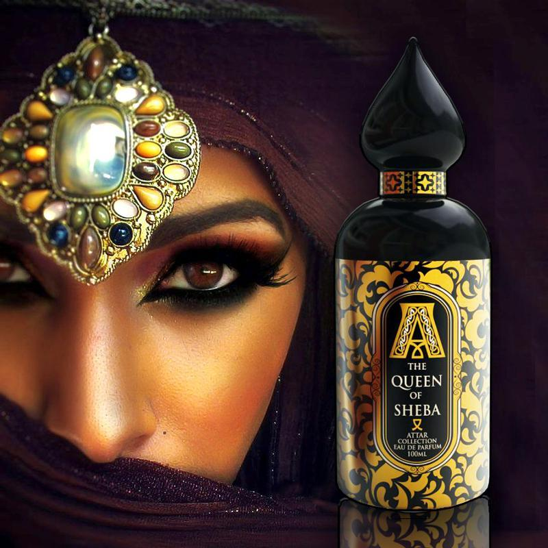 Attar collection _the queen of sheba_ original \ eau de parfum