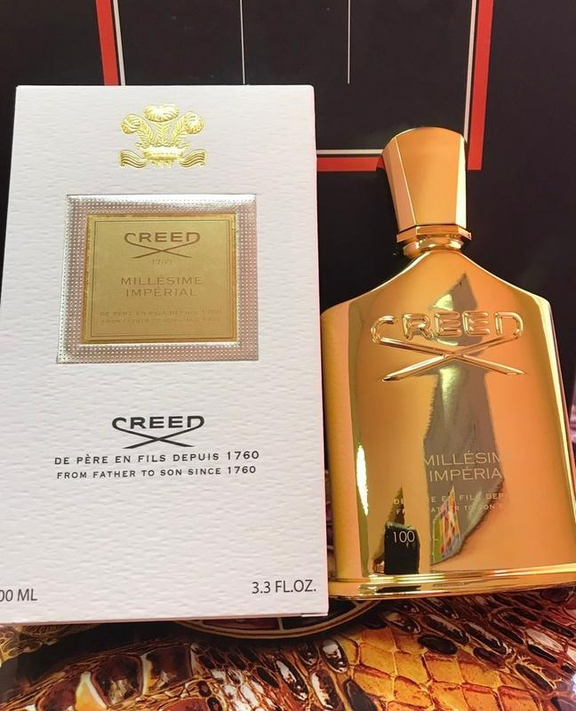 Millesime Imperial Gold  Creed_Original_eau de parfum 5 мл - Фото 2