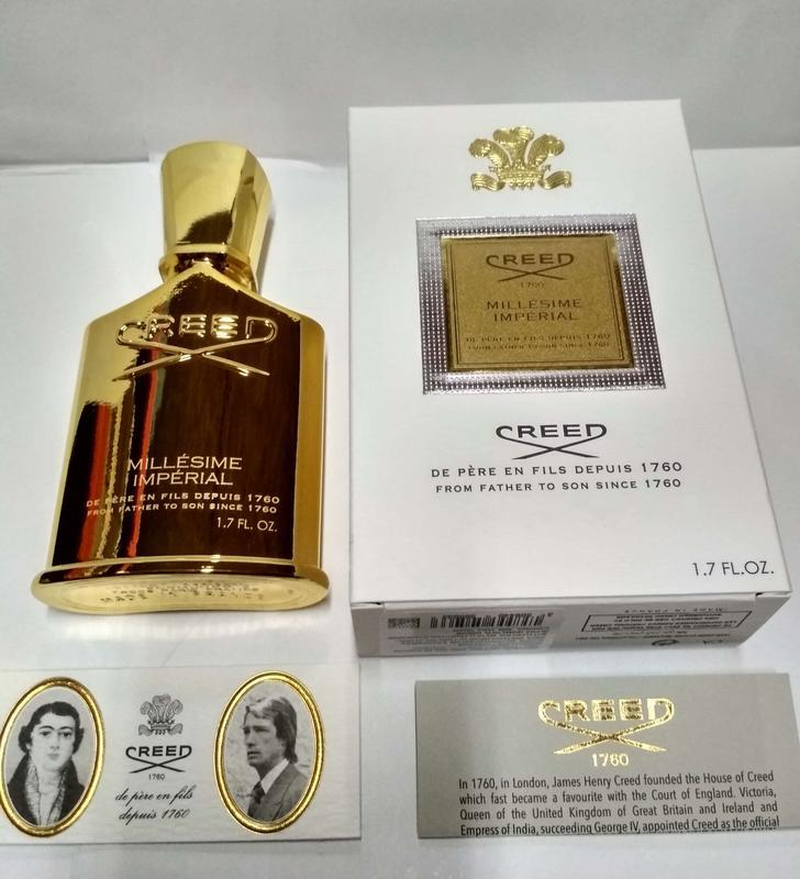Millesime Imperial Gold  Creed_Original_eau de parfum 5 мл - Фото 3