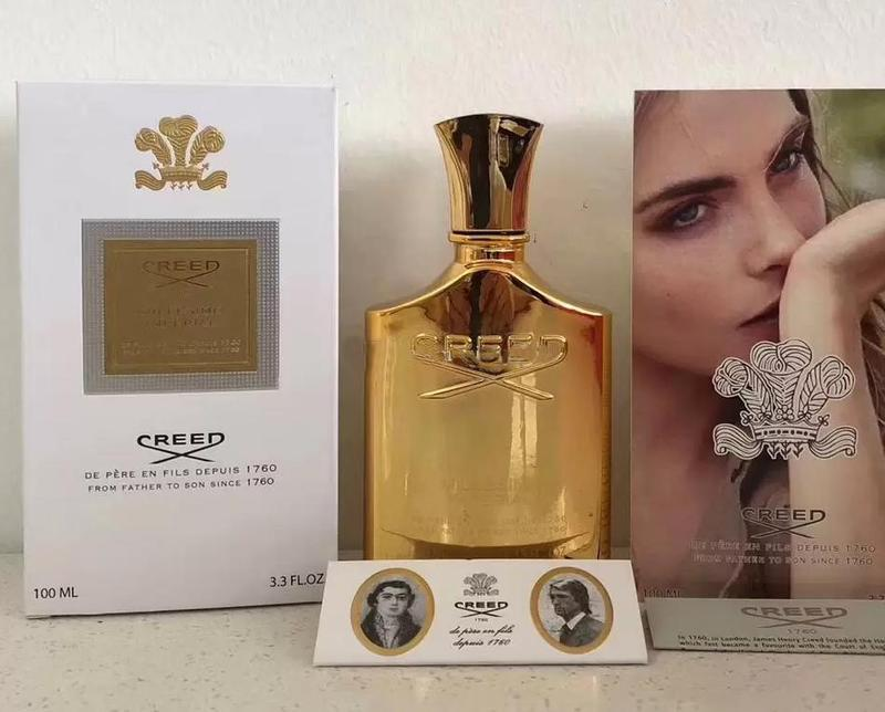 Millesime Imperial Gold  Creed_Original_eau de parfum 5 мл - Фото 4