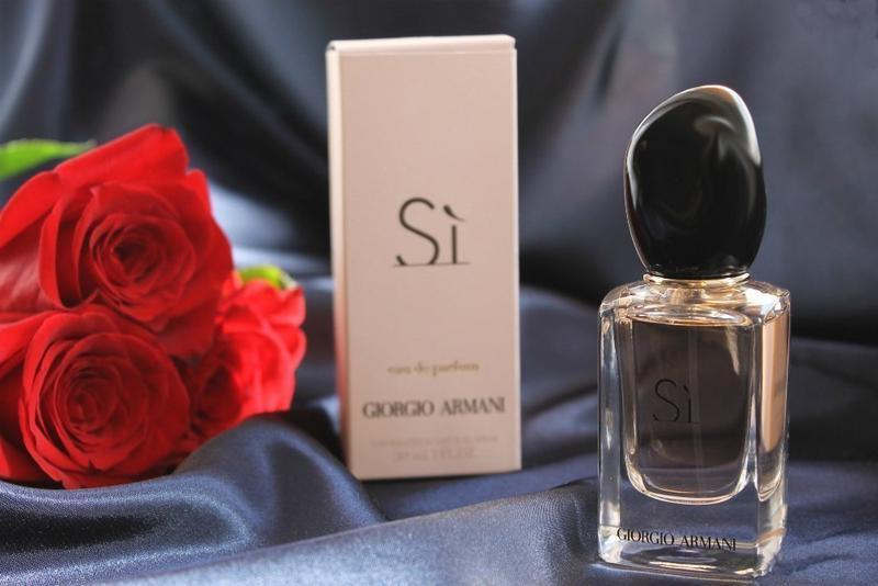 Giorgio armani _si parfum _original \ eau de parfum
