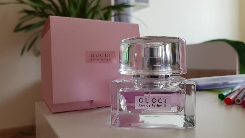 Gucci _eau de parfum ii _original \ eau de parfum