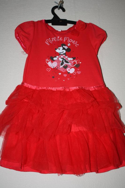 Красивое  платье ф.disney