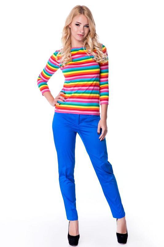 Супер яркие штаны