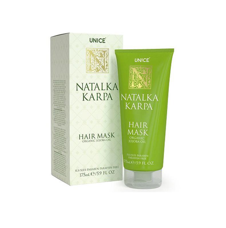 Маска для волос Natalka Karpa, 175 мл