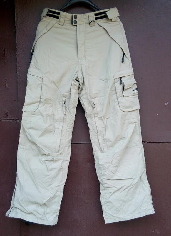 Лыжные штаны зимние брюки vittorio rossi мембрана 5000