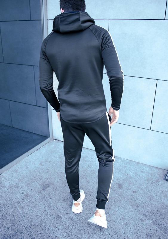 Качественный мужской спортивный костюм - Фото 3