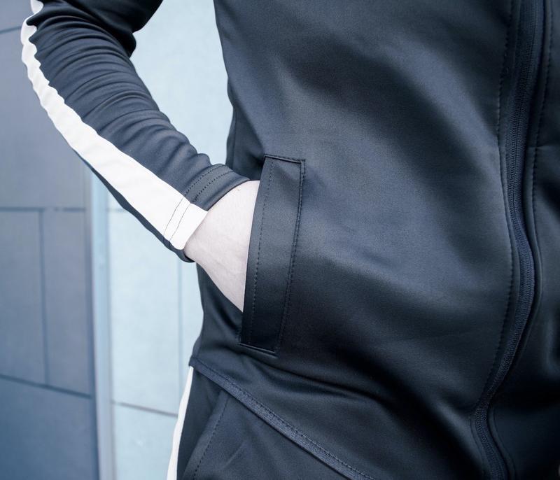 Качественный мужской спортивный костюм - Фото 5
