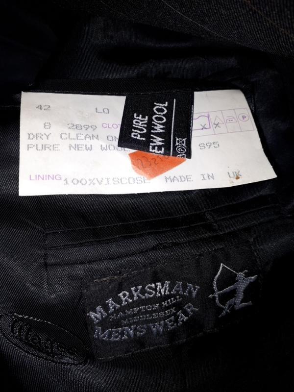 Marksman мужской костюм - Фото 4
