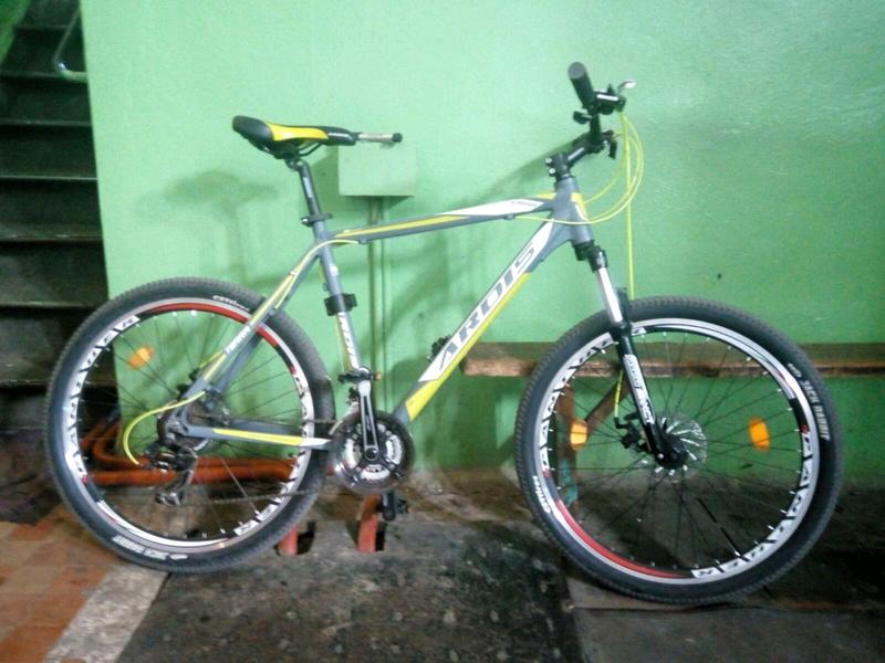 Велосипед Ардис TERRA