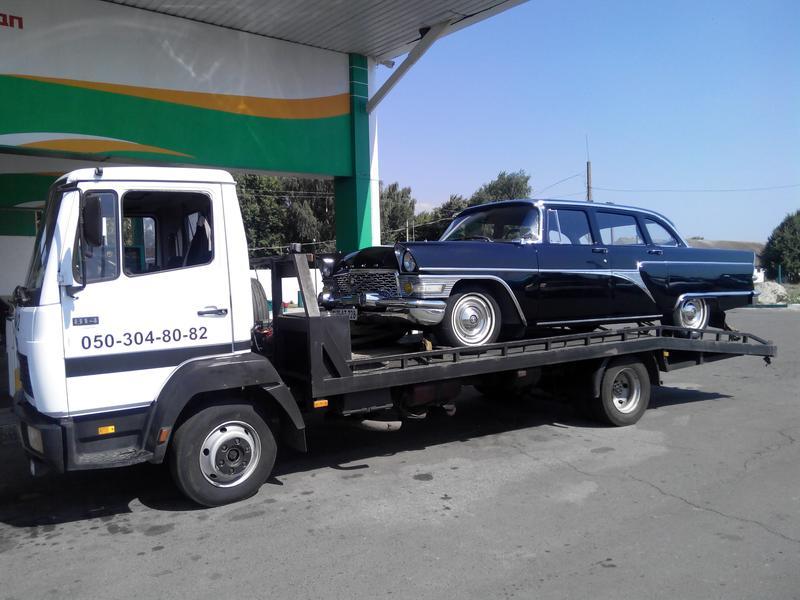 Услуги Эвакуатора (Полтава) АвтоSOS