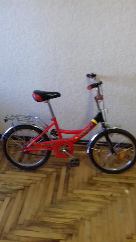 Велосипед 18 калеса