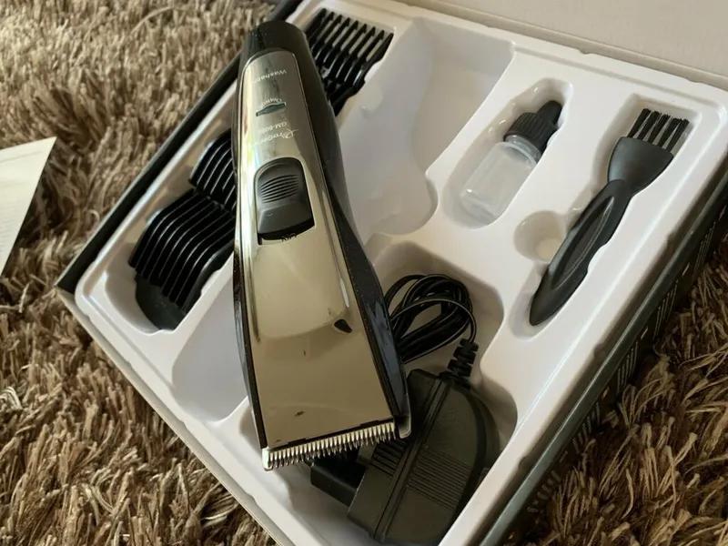 Машинка для стрижки волос GM-6092 - Фото 5