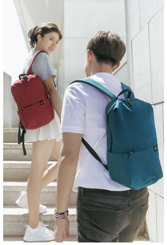 Городской мини-рюкзак XIAOMI 10л - Фото 11