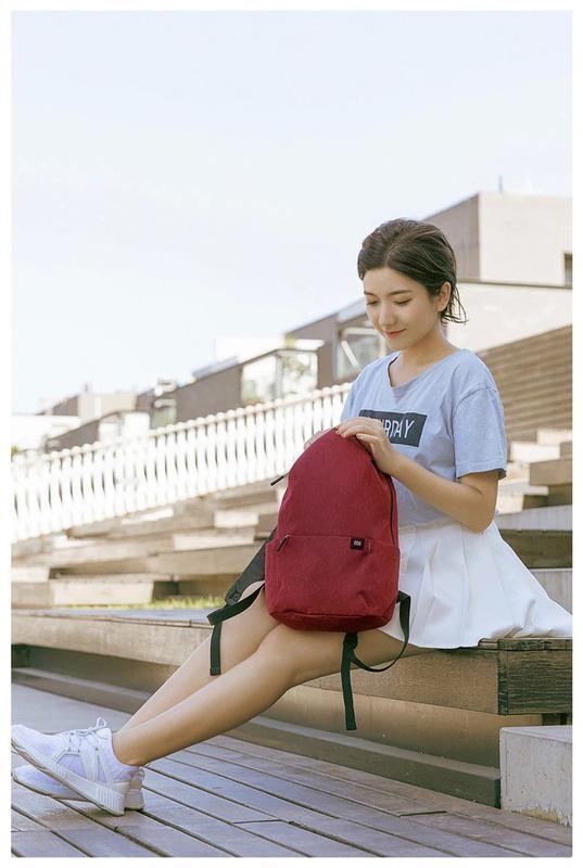 Городской мини-рюкзак XIAOMI 10л - Фото 13