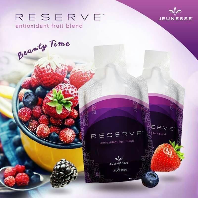 Reserve натуральная сладкая добавка продукт компании Jeunesse ...