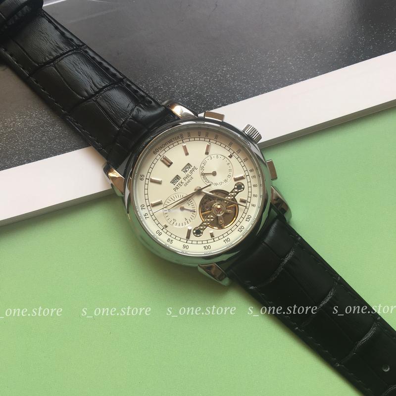 Patek philippe, механические мужские часы - Фото 2