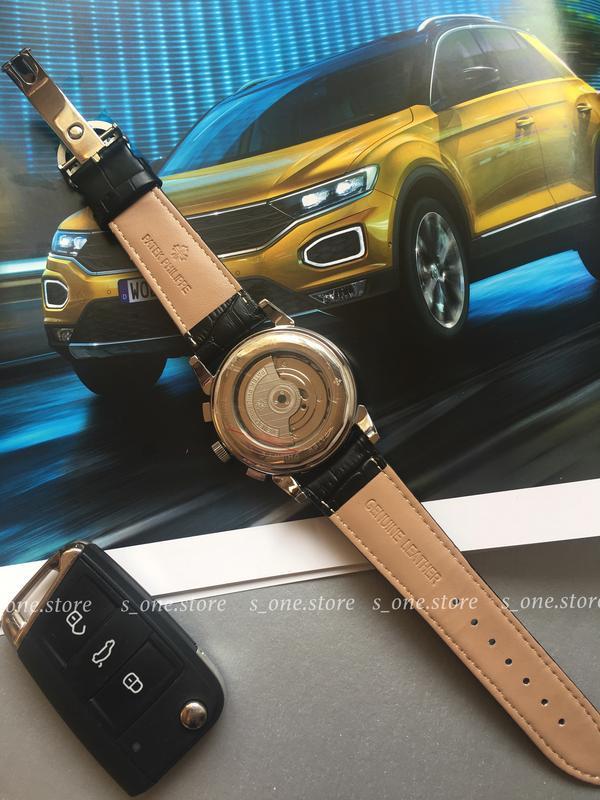 Patek philippe, механические мужские часы - Фото 3